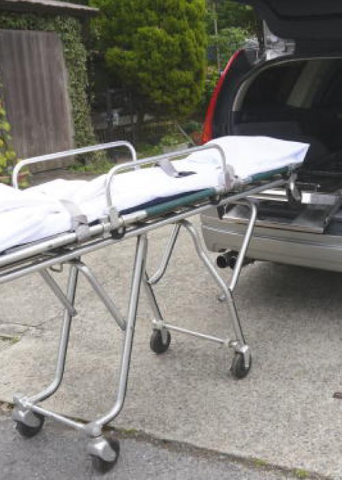 病院搬送の距離の計算方法について